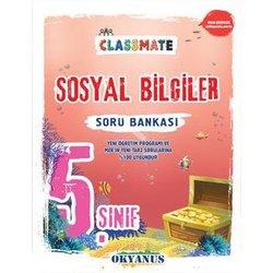 OKYANUS 5.SINIF SOSYAL BİLGİLER CLASSMATE SORU BANKASI YENİ