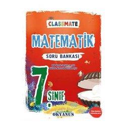 OKYANUS 7.SINIF MATEMATİK CLASSMATE SORU BANKASI YENİ
