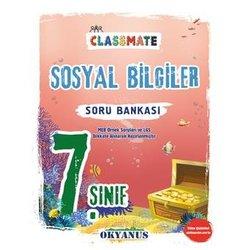 OKYANUS 7.SINIF SOSYAL BİLGİLER CLASSMATE SORU BANKASI YENİ