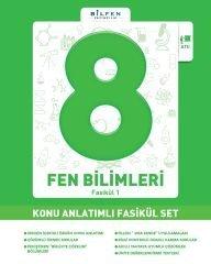 BİLFEN 8.SINIF FEN BİLİMLERİ KONU ANLATIMLI FASİKÜL SET YENİ 2019
