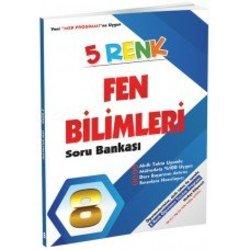 BEŞRENK 8.SINIF FEN BİLİMLERİ SORU BANKASI YENİ 2018