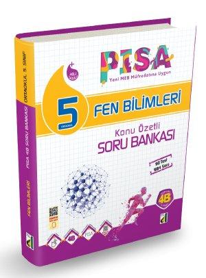 DAMLA 5.SINIF FEN BİLİMLERİ SORU BANKASI AKILLI DAMLA PİSA 4B YENİ