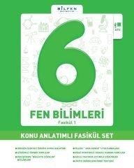 BİLFEN 6.SINIF FEN BİLİMLERİ KONU ANLATIMLI FASİKÜL SET YENİ 2019