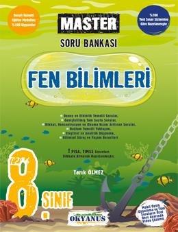 OKYANUS 8.SINIF MASTER FEN BİLİMLERİ SORU BANKASI YENİ