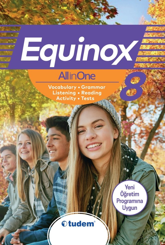 TUDEM 8.SINIF EQUINOX ALL IN ONE YENİ