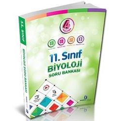 BAŞARIYORUM 11.SINIF BİYOLOJİ 4 ADIMDA SORU BANKASI YENİ