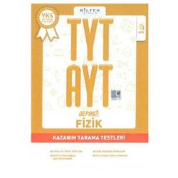 BİLFEN TYT - AYT FİZİK DEPAR KAZANIM TARAMA TESTLERİ YENİ 2019