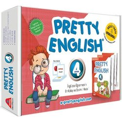 DAMLA 4.SINIF ROBOTİC ENGLISH FULL BOX