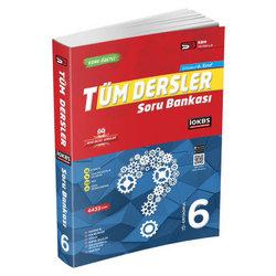 SBM 6.SINIF TÜM DERSLER SORU BANKASI YENİ