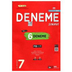 SBM 7.SINIF TÜM DERSLER DENEME SINAVI YENİ