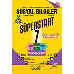 STARTFEN 7.SINIF SOSYAL BİLGİLER SÜPERSTAR SERİSİ SORU BANKASI