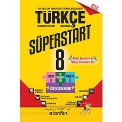 STARTFEN 8.SINIF TÜRKÇE  SÜPERSTAR SERİSİ SORU BANKASI