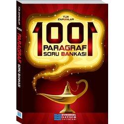 EVRENSEL 8.SINIF SİHİRLİ 1001 PARAGRAF SORU BANKASI