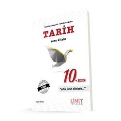 LİMİT 10.SINIF TARİH SORU KİTABI