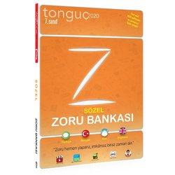 TONGUÇ 7.SINIF SÖZEL ZORU BANKASI