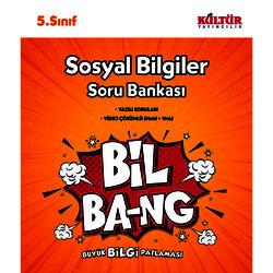 KÜLTÜR 5.SINIF SOSYAL BİLGİLER SORU BANKASI BİL-BANG