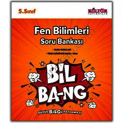 KÜLTÜR 5.SINIF FEN BİLİMLERİ SORU BANKASI BİL-BANG