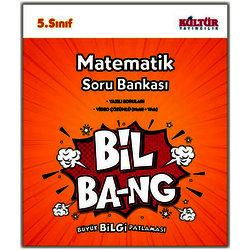 KÜLTÜR 5.SINIF MATEMATİK SORU BANKASI BİL-BANG