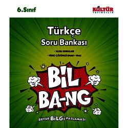 KÜLTÜR 6.SINIF TÜRKÇE SORU BANKASI BİL-BANG