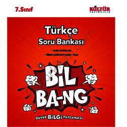 KÜLTÜR 7.SINIF TÜRKÇE SORU BANKASI BİL-BANG