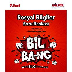 KÜLTÜR 7.SINIF SOSYAL BİLGİLER SORU BANKASI BİL-BANG
