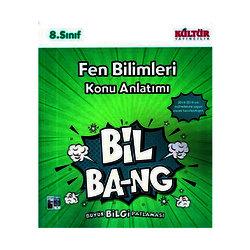 KÜLTÜR 8.SINIF FEN BİLİMLERİ KONU ANLATIM BİL-BANG