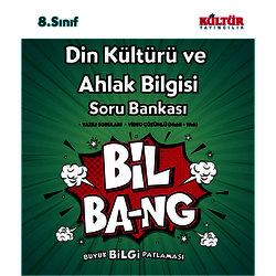 KÜLTÜR 8.SINIF DİN KÜLTÜRÜ SORU BANKASI BİL-BANG