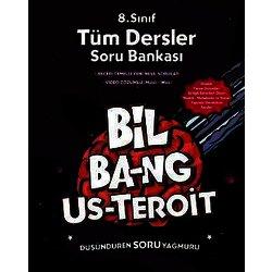 KÜLTÜR 8.SINIF TÜM DERSLER SORU BANKASI BİLBANG US-TEROİT