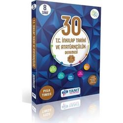 YANIT 8.SINIF iNKILAP TARİHİ 30 VİDEO ÇÖZÜMLÜ DENEME
