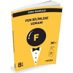 HIZ 8.SINIF FEN BİLİMLERİ UZMANI SORU BANKASI