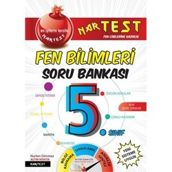 NARTEST 5.SINIF FEN BİLiMLERİ S.B SÜPER ZEKA YENİ