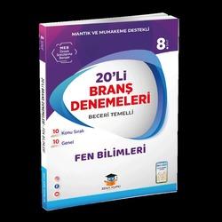 ZEKAKÜPÜ 8.SINIF FEN BİLİMLERİ 20 Lİ BRANŞ DENEME
