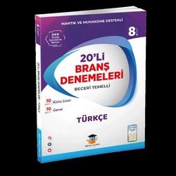 ZEKAKÜPÜ 8.SINIF TÜRKÇE 20'Lİ BRANŞ DENEME