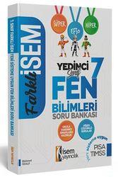 İSEM 7.SINIF FEN BİLİMLERİ SORU BANKASI