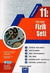 ÇAP 11.SINIF FİZİK SETİ FEN LİSESİ