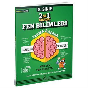 ARI 8.SINIF FEN BİLİMLERİ 2 Sİ BİR ARADA