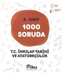 FİDES 8.SINIF İNKILAP TARİHİ 1000 SORUDA YENİ 2018