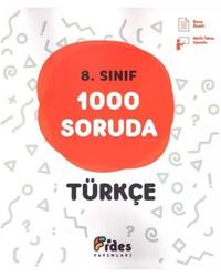 FİDES 8.SINIF TÜRKÇE 1000 SORUDA YENİ 2018