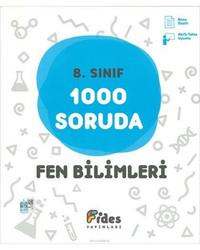 FİDES 8.SINIF FEN BİLİMLERİ  1000  SORUDA YENİ 2018