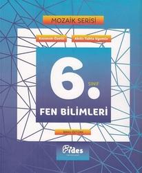 FİDES 6.SINIF FEN BİLİMLERİ MOZAİK SERİSİ YENİ 2018