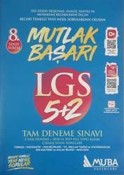 MUBA 8.SINIF MUTLAK BAŞARI 5+2 TAM DENEME SINAVI