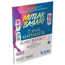 MUBA 7.SINIF MATEMATİK MUTLAK BAŞARI SORU BANKASI