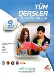 KRONOMETRE 9.SINIF TÜM DERSLER SORU BANKASI