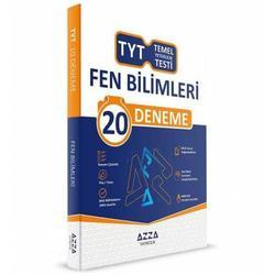 AZZA TYT FEN BİLİMLERİ 20'Lİ DENEME