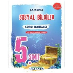 OKYANUS 5.SINIF SOSYAL BİLGİLER SORU BANKASI YENİ