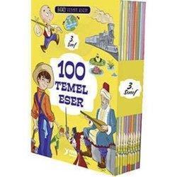 YUVA 100 TEMEL ESER 3.SINIF 10 KİTAP TAKIM
