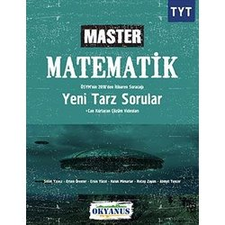 OKYANUS TYT MASTER MATEMATİK YENİ TARZ SORULAR 2018