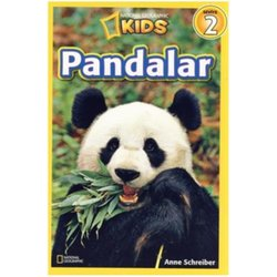 PANDALAR NATIONAL GEOGRAPHIC KIDS - ANNE SCHREIBER - KOLEKSİYON YAYINCILIK