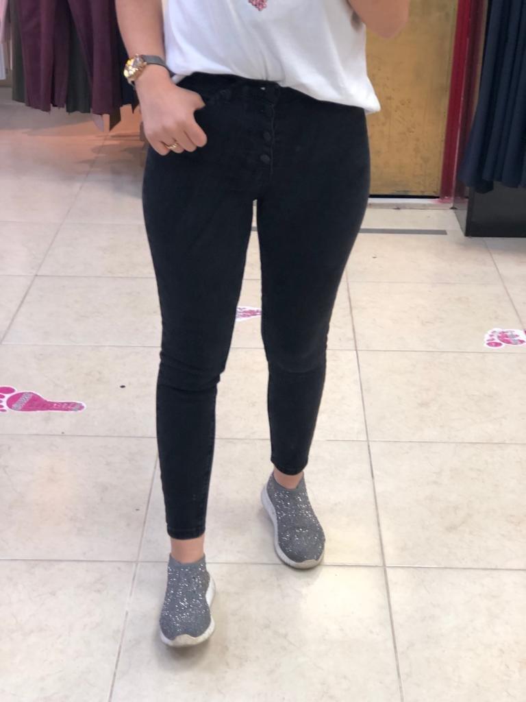 2e3b55c1811a1 DÖRT DÜĞMELİ KOT PANTOLON   Kot Pantolon, 2019 Pantolon Modelleri ...
