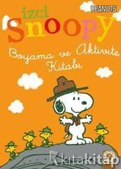 Peanuts Izci Snoopy 1 Boyama Ve Aktivite Kitabı Charles Mschulz